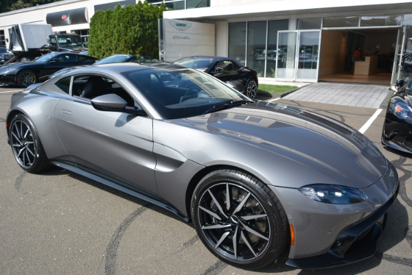 New 2019 Aston Martin Vantage for sale Sold at Alfa Romeo of Westport in Westport CT 06880 24