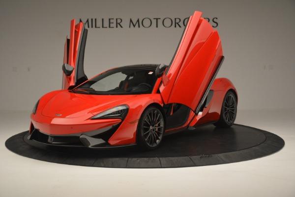 Used 2018 McLaren 570GT for sale Sold at Alfa Romeo of Westport in Westport CT 06880 14