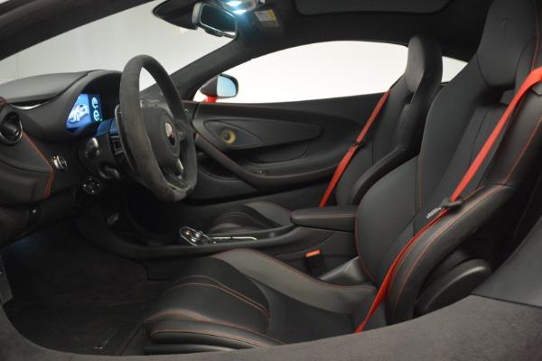 Used 2018 McLaren 570GT for sale Sold at Alfa Romeo of Westport in Westport CT 06880 19