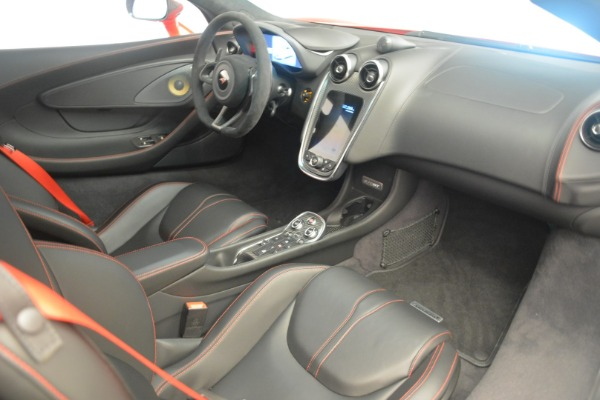 Used 2018 McLaren 570GT for sale Sold at Alfa Romeo of Westport in Westport CT 06880 21