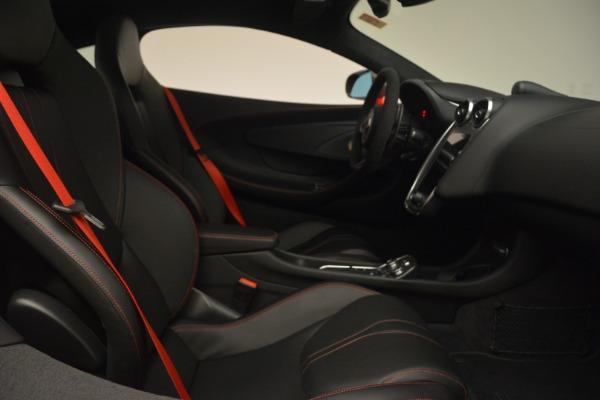 Used 2018 McLaren 570GT for sale Sold at Alfa Romeo of Westport in Westport CT 06880 22