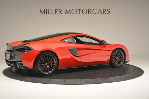 Used 2018 McLaren 570GT for sale Sold at Alfa Romeo of Westport in Westport CT 06880 8