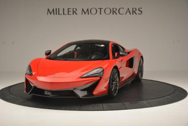 Used 2018 McLaren 570GT for sale Sold at Alfa Romeo of Westport in Westport CT 06880 1