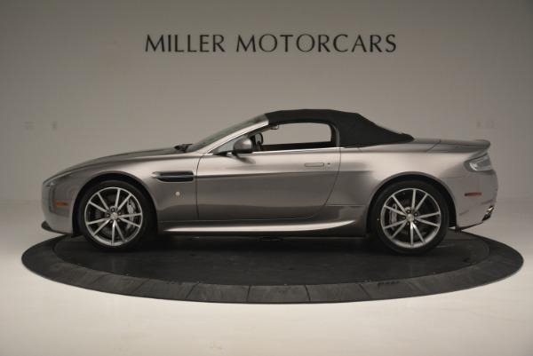 Used 2015 Aston Martin V8 Vantage Roadster for sale Sold at Alfa Romeo of Westport in Westport CT 06880 15
