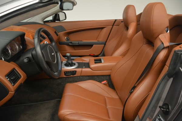 Used 2015 Aston Martin V8 Vantage Roadster for sale Sold at Alfa Romeo of Westport in Westport CT 06880 19