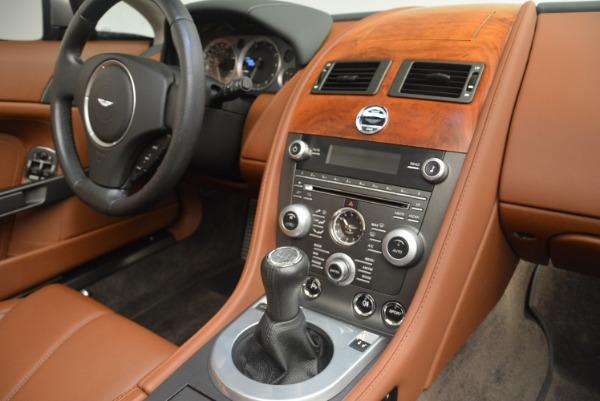 Used 2015 Aston Martin V8 Vantage Roadster for sale Sold at Alfa Romeo of Westport in Westport CT 06880 23
