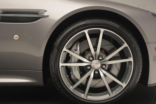 Used 2015 Aston Martin V8 Vantage Roadster for sale Sold at Alfa Romeo of Westport in Westport CT 06880 24