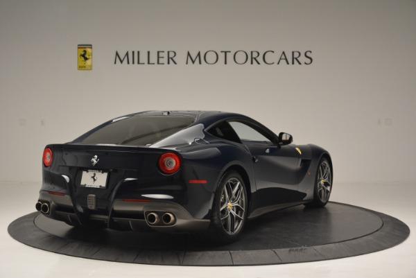 Used 2017 Ferrari F12 Berlinetta for sale Sold at Alfa Romeo of Westport in Westport CT 06880 7