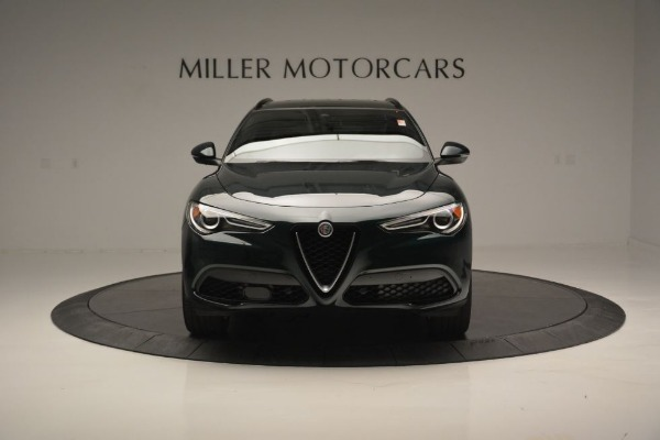 New 2018 Alfa Romeo Stelvio Ti Sport Q4 for sale Sold at Alfa Romeo of Westport in Westport CT 06880 13