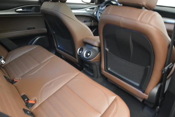 New 2018 Alfa Romeo Stelvio Ti Sport Q4 for sale Sold at Alfa Romeo of Westport in Westport CT 06880 23