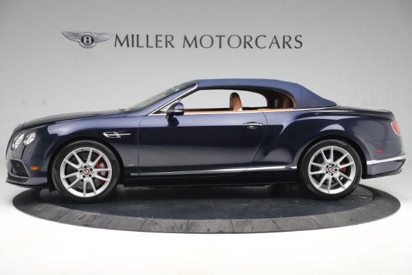 Used 2016 Bentley Continental GTC V8 S for sale Sold at Alfa Romeo of Westport in Westport CT 06880 14