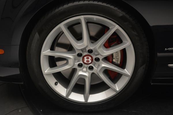 Used 2016 Bentley Continental GTC V8 S for sale Sold at Alfa Romeo of Westport in Westport CT 06880 20