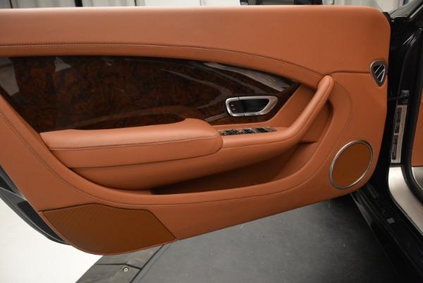 Used 2016 Bentley Continental GTC V8 S for sale Sold at Alfa Romeo of Westport in Westport CT 06880 21