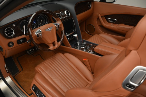 Used 2016 Bentley Continental GTC V8 S for sale Sold at Alfa Romeo of Westport in Westport CT 06880 22