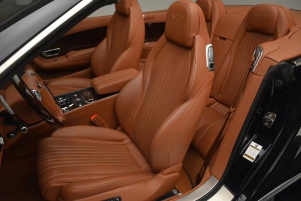 Used 2016 Bentley Continental GTC V8 S for sale Sold at Alfa Romeo of Westport in Westport CT 06880 23