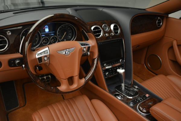 Used 2016 Bentley Continental GTC V8 S for sale Sold at Alfa Romeo of Westport in Westport CT 06880 25