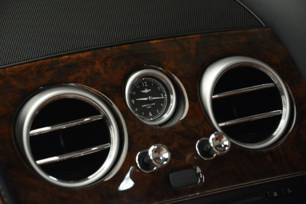 Used 2016 Bentley Continental GTC V8 S for sale Sold at Alfa Romeo of Westport in Westport CT 06880 26