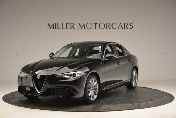 New 2018 Alfa Romeo Giulia Q4 for sale Sold at Alfa Romeo of Westport in Westport CT 06880 1