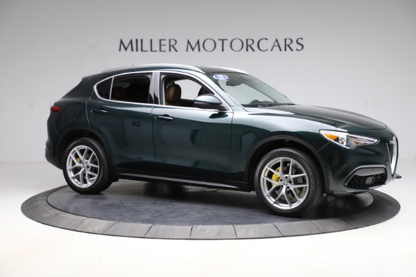 Used 2018 Alfa Romeo Stelvio Ti Q4 for sale $32,900 at Alfa Romeo of Westport in Westport CT 06880 10