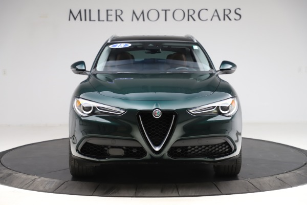 Used 2018 Alfa Romeo Stelvio Ti Q4 for sale $32,900 at Alfa Romeo of Westport in Westport CT 06880 12