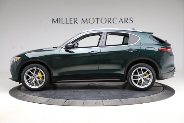 Used 2018 Alfa Romeo Stelvio Ti Q4 for sale $32,900 at Alfa Romeo of Westport in Westport CT 06880 3