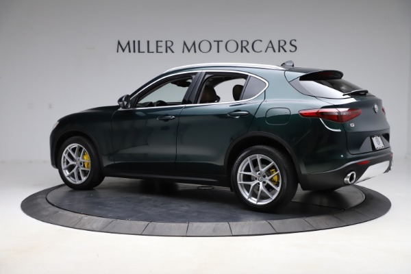 Used 2018 Alfa Romeo Stelvio Ti Q4 for sale $32,900 at Alfa Romeo of Westport in Westport CT 06880 4