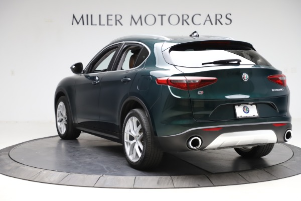 Used 2018 Alfa Romeo Stelvio Ti Q4 for sale $32,900 at Alfa Romeo of Westport in Westport CT 06880 5