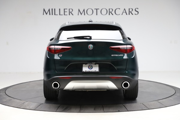 Used 2018 Alfa Romeo Stelvio Ti Q4 for sale $32,900 at Alfa Romeo of Westport in Westport CT 06880 6