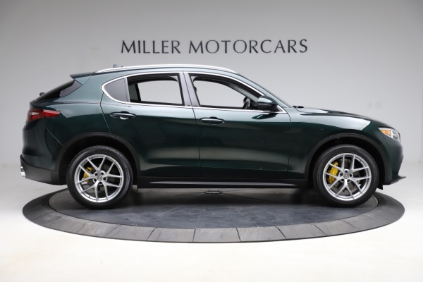 Used 2018 Alfa Romeo Stelvio Ti Q4 for sale $32,900 at Alfa Romeo of Westport in Westport CT 06880 9