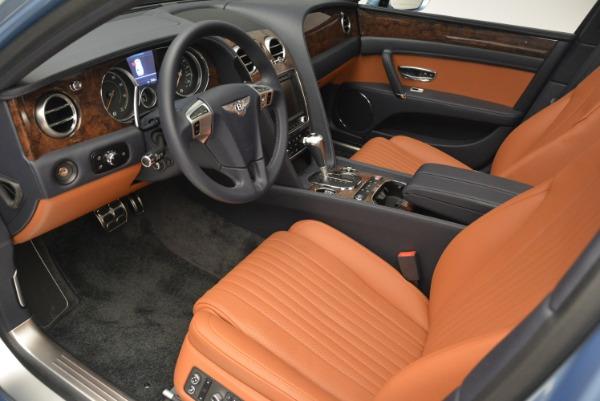 New 2018 Bentley Flying Spur V8 for sale Sold at Alfa Romeo of Westport in Westport CT 06880 15