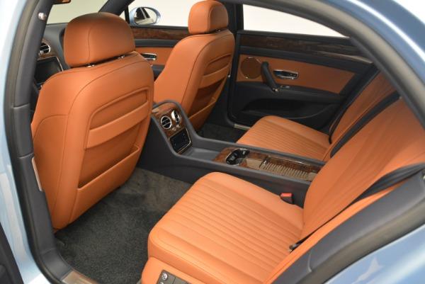 New 2018 Bentley Flying Spur V8 for sale Sold at Alfa Romeo of Westport in Westport CT 06880 18