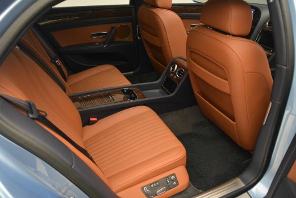 New 2018 Bentley Flying Spur V8 for sale Sold at Alfa Romeo of Westport in Westport CT 06880 20