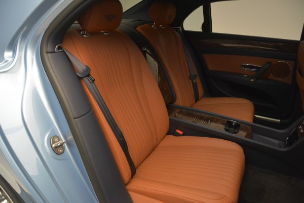 New 2018 Bentley Flying Spur V8 for sale Sold at Alfa Romeo of Westport in Westport CT 06880 21