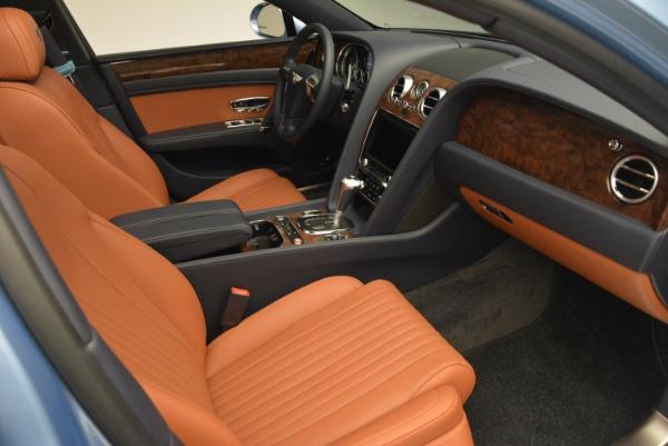 New 2018 Bentley Flying Spur V8 for sale Sold at Alfa Romeo of Westport in Westport CT 06880 22
