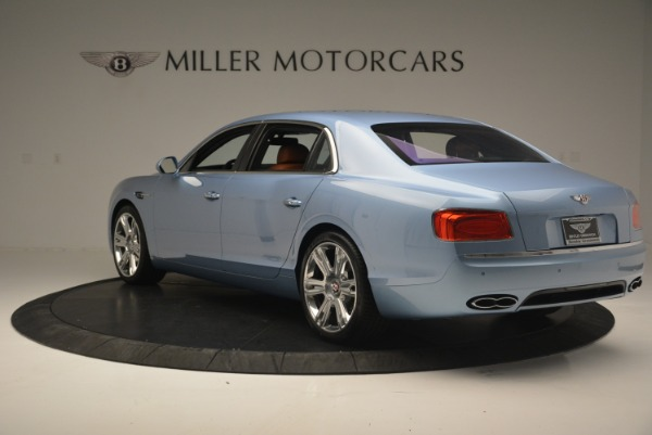 New 2018 Bentley Flying Spur V8 for sale Sold at Alfa Romeo of Westport in Westport CT 06880 5