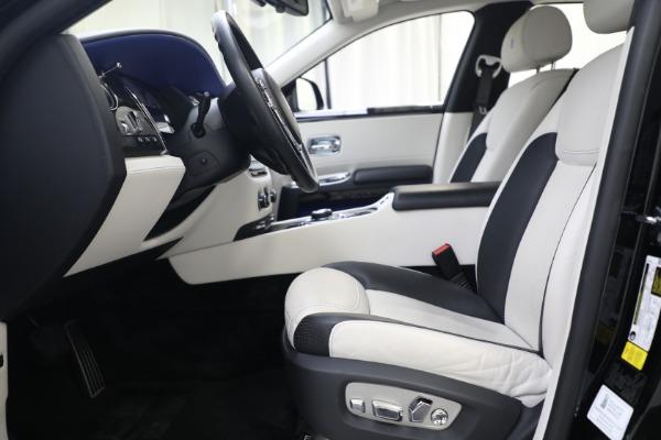 New 2019 Rolls-Royce Ghost for sale Sold at Alfa Romeo of Westport in Westport CT 06880 14