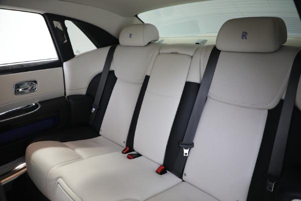 New 2019 Rolls-Royce Ghost for sale Sold at Alfa Romeo of Westport in Westport CT 06880 16
