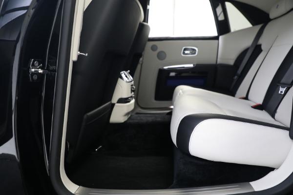 New 2019 Rolls-Royce Ghost for sale Sold at Alfa Romeo of Westport in Westport CT 06880 17