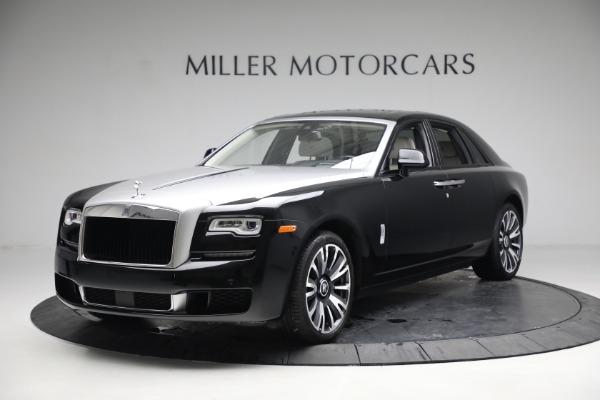 New 2019 Rolls-Royce Ghost for sale Sold at Alfa Romeo of Westport in Westport CT 06880 2