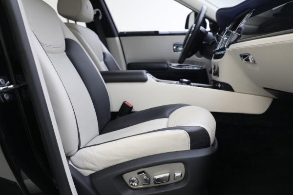 New 2019 Rolls-Royce Ghost for sale Sold at Alfa Romeo of Westport in Westport CT 06880 21