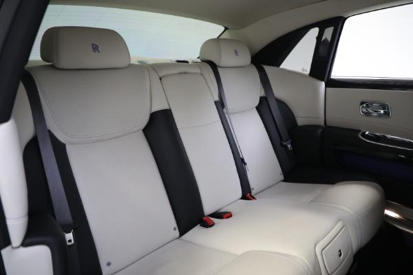 New 2019 Rolls-Royce Ghost for sale Sold at Alfa Romeo of Westport in Westport CT 06880 24
