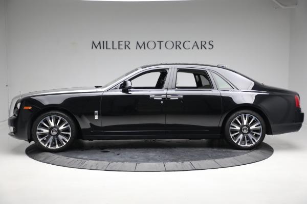 New 2019 Rolls-Royce Ghost for sale Sold at Alfa Romeo of Westport in Westport CT 06880 3
