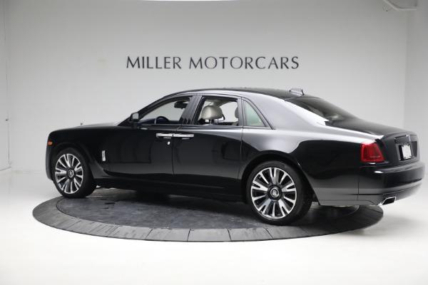 New 2019 Rolls-Royce Ghost for sale Sold at Alfa Romeo of Westport in Westport CT 06880 4