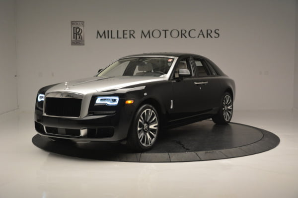 New 2019 Rolls-Royce Ghost for sale Sold at Alfa Romeo of Westport in Westport CT 06880 1