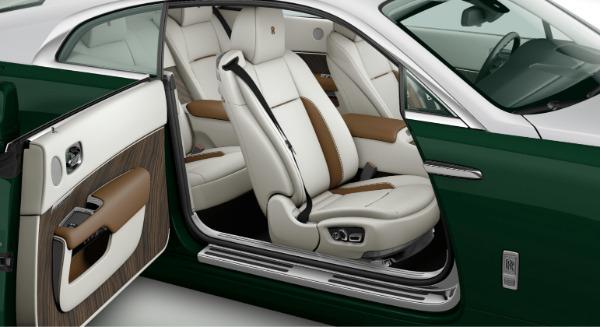 Used 2018 Rolls-Royce Wraith for sale Sold at Alfa Romeo of Westport in Westport CT 06880 4