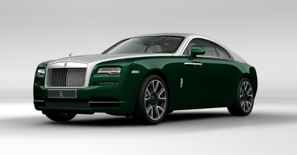 Used 2018 Rolls-Royce Wraith for sale Sold at Alfa Romeo of Westport in Westport CT 06880 1