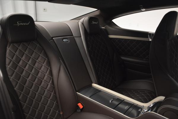 Used 2016 Bentley Continental GT Speed for sale Sold at Alfa Romeo of Westport in Westport CT 06880 19