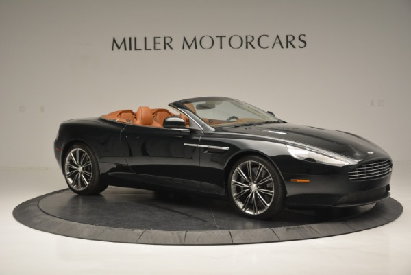 Used 2012 Aston Martin Virage Volante for sale Sold at Alfa Romeo of Westport in Westport CT 06880 10