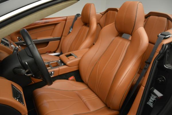 Used 2012 Aston Martin Virage Volante for sale Sold at Alfa Romeo of Westport in Westport CT 06880 21