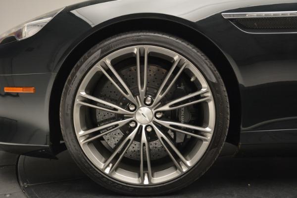 Used 2012 Aston Martin Virage Volante for sale Sold at Alfa Romeo of Westport in Westport CT 06880 26